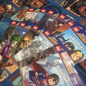 Levi super hero's Phonics Books-12